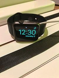 Night Stand Mode. Apple Watch ... 58c680e0c80