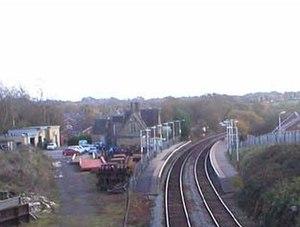 Appley Bridge - Appley Bridge railway station