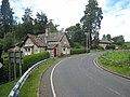 Approaching Whitfield village - geograph.org.uk - 886617.jpg