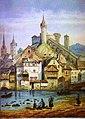 Aquarell gemalt von August Menken-1875.jpg