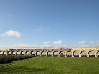 Aqueduct of the Gier