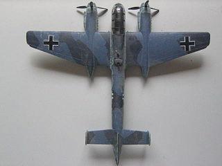 Arado Ar 240 1940 fighter aircraft by Arado