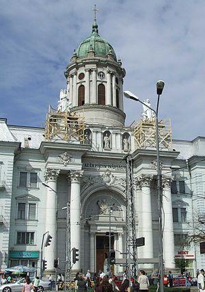 Katholische Kathedrale St. Antonius von Padua in Arad