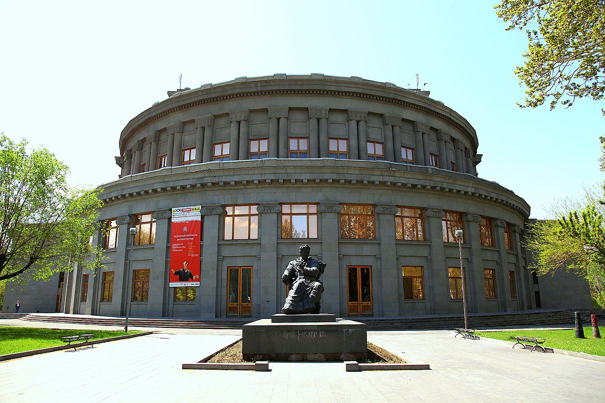 Monuments Of Yerevan Wikipedia