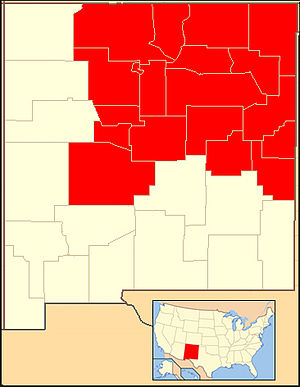 Roman Catholic Archdiocese of Santa Fe - Image: Archdiocese of Santa Fe