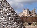 Architectural Detail - Uxmal Archaeological Site - Merida - Mexico - 01.jpg