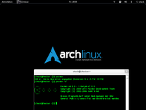Archlinux GNOME 3.2.png