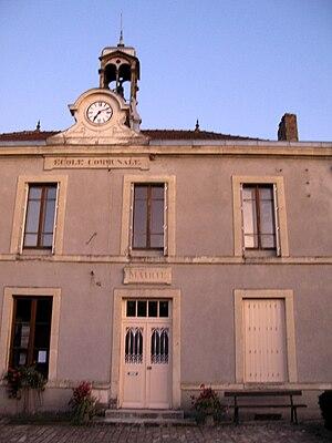Arcis-le-Ponsart - Image: Arcis le Ponsart mairie (floue) 1