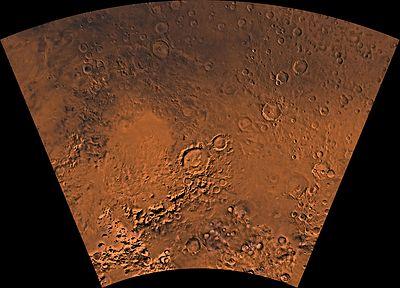 Argyre region on Mars by the Viking 1 orbiter.jpg