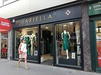Ariella Fashion House - Ariella, Marylebone High Street.