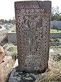 Arinj khachkar, old graveyard (237).jpg