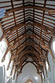 Arkesden Church of St Mary - nave roof ceiling, Essex, England.jpg