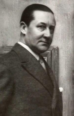 Arne Kavli - Arne Kavli, c. 1933