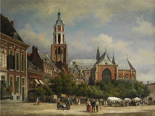 Arnhem Eusebiuskerk 1884