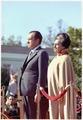 Arrival ceremony for Prime Minister Indira Gandhi - NARA - 194389.tif