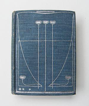 Talwin Morris - Image: Art Nouveau book cover, designed by Talwin Morris