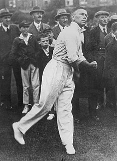 Arthur Mailey Australian cricketer