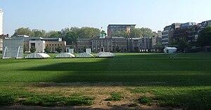Artillery Ground - Image: Artillery Ground in 2008