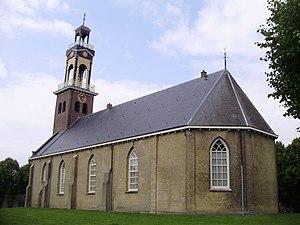 Arum, Friesland - Arum Dutch Reformed Church