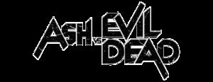 Ash vs Evil Dead - Image: Ash vs Evil Dead logo