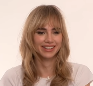 Suki Waterhouse English actress