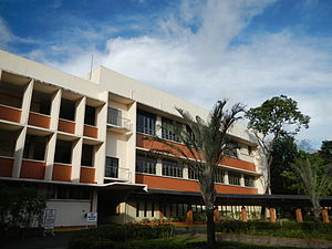 History of the Ateneo de Manila - Gonzaga Hall