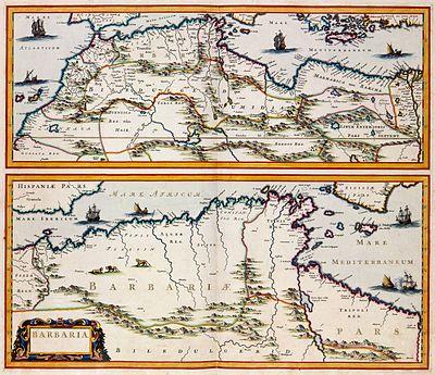 Barbary Coast - Wikipedia