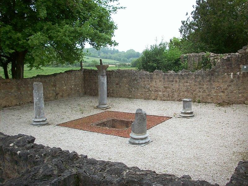 Atrium (Villa gallo-romaine de Montmaurin)