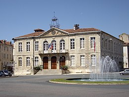 Auch Town Hall, Gers, France.JPG