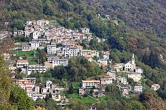 Aurano - Image: Aurano panorama