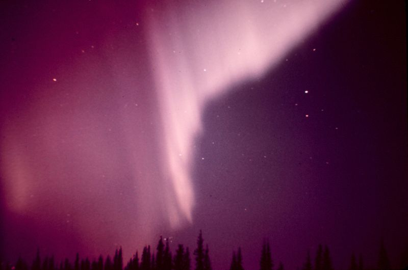 a study of the aurora borealis Space weather - the lights of the aurora are only the end product of a  complicated interaction between the sun and earth this interaction is a  fundamental.
