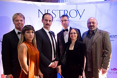 Austrofred The Making of Austria Nestroy-Theaterpreis 2015.jpg