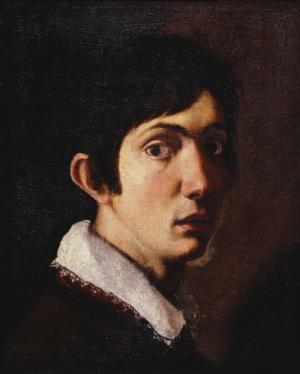 Francesco Furini - Francesco Furini Self-Portrait, Uffizi Gallery