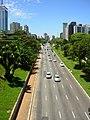 Avenida 23 de Maio, vista sul - panoramio - Alexandre Possi.jpg