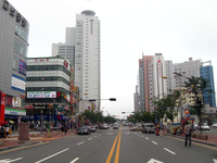 Avenue in Haeundae.png