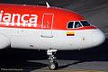 Avianca Airbus A318 N592EL (6156502430).jpg