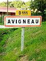Avigneau-FR-89-panneau d'agglomération-1.jpg