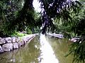 Avon River, Shakespearean Garden, Stratford Ontario 1451 (4850851361).jpg