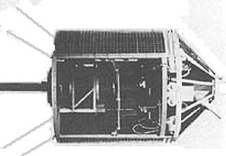 Azur (satellite) first german scientific satellite