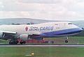 B-18719 Boeing 747-409F SCD (cn 33739 1355) China Airlines Cargo. (6693734267).jpg