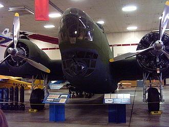 Douglas B-18 Bolo - B-18A at Wings Museum