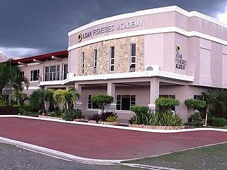 Bureau of Fisheries and Aquatic Resources - BFAR Asian Fisheries Academy at the National Integrated Fisheries Training and Development Center, Bonuan Binloc, Dagupan City  -  June 5, 2013