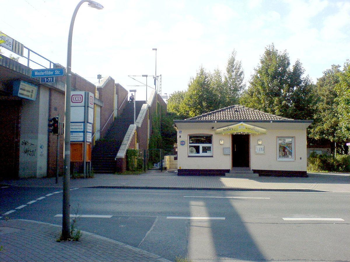 dortmund westerfilde station wikipedia. Black Bedroom Furniture Sets. Home Design Ideas
