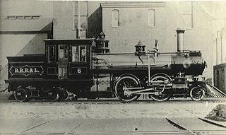 2-4-4T tank locomotive wheel arrangement