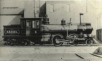 William Mason (locomotive builder) - Image: BRBL 6 Bldr