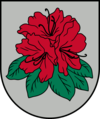 Coat of arms of Babīte Municipality