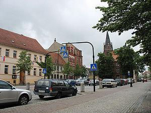Bad Liebenwerda - Image: Bad liebenwerda stadt