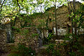 Baden - Burgruine Rauheneck - Burgmauern.jpg