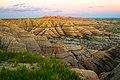 Badlands National Park at low light.jpg