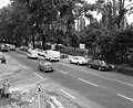Balassagyarmat 1974, Kóvári út (22-es főút) Fortepan 98696.jpg